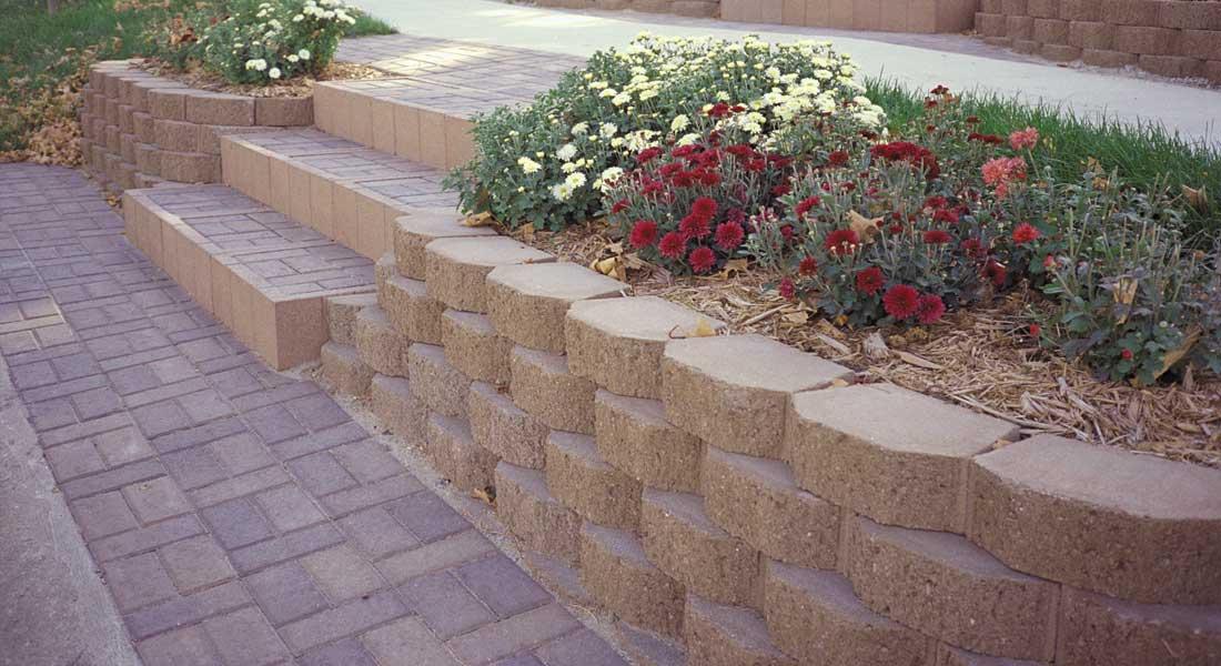 retaining wall El Paso