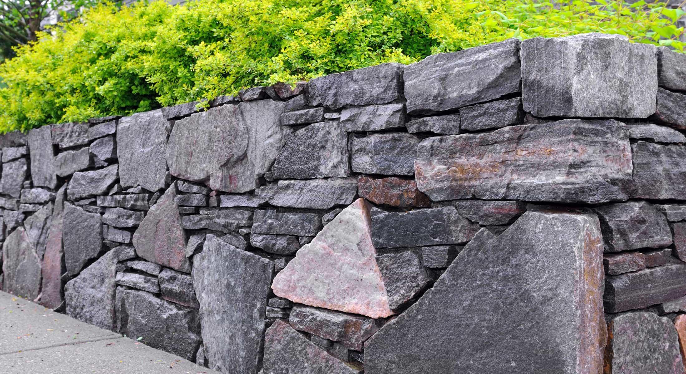 retaining wall block El Paso